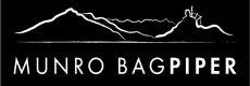Munro Bagpiper Logo