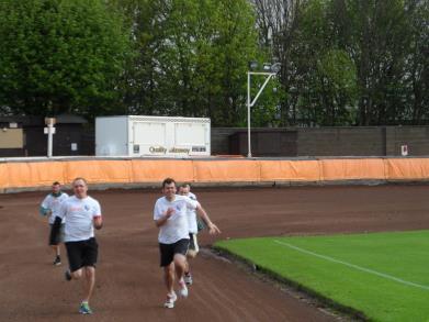 Berwick run