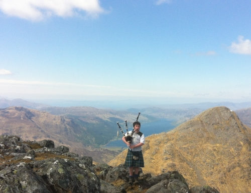 The 5 Sisters of Kintail